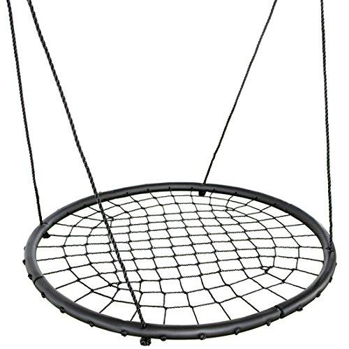 Ultrakidz 331900000035 Storchennest / Nestschaukel mit Extra großer Fläche, 120 cm Durchmesser