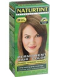 Naturtint Coloration capillaire naturelle permanente - Ingrédients bio - 100% couvrant - Couleur 6N Blond foncé