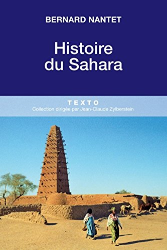 Histoire du Sahara par Bernard Nantet