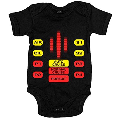 Body bebé El Coche Fantástico Panel mando KIT