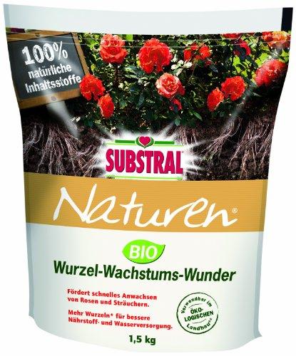 Organische Wurzel Düngen (Naturen  Bio Wurzel-Wachstums-Wunder - 1,5 kg)