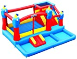 Best Zone Inflatable Bouncers - Blast Zone Misty Kingdom Inflatable Bouncer - Water Review
