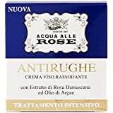 Acqua alle Rose - Antirughe, Crema Viso Rassodante - 50 ml