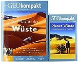 GEO kompakt / GEOkompakt mit DVD 53/2017 - Die Magie der Wüste: DVD: Planet Wüste - Mit Michael Martin auf Expedition -