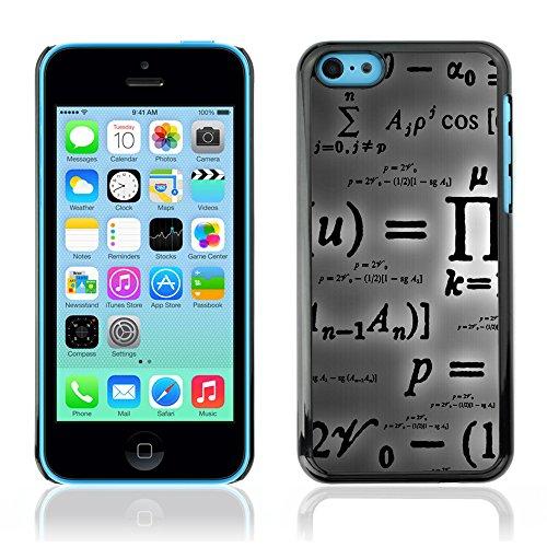 Graphic4You Curves On Canvas Digital Art Muster Design Harte Hülle Case Tasche Schutzhülle für Apple iPhone 5C Design #15