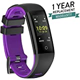 AheadStrong Activity Tracker| Smart Fitness Band| Heart Rate Monitor| Fitness Watch| Blood Pressure & Sleep Monitor| Calorie Counter Step Counter Fitness Tracker Watch| Smart Band for Men Women Kid