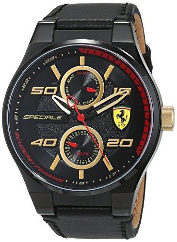 Scuderia Ferrari Herren-Armbanduhr Datum Klassisch Quarz 830418