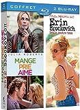 MANGE PRIE AIME + ERIN BROCKOVICH - 2 BD [Blu-ray]