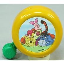 Winnie the Pooh Klingel gelb Fahrradklingel