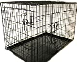 "Easipet Puppy Cage for Dog, 48"" long x 30"" wide x 33"" for sale  Delivered anywhere in Ireland"