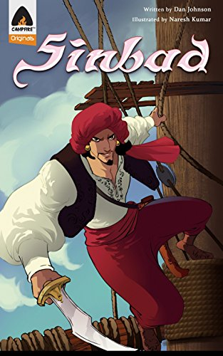 Sinbad: The Legacy: A Graphic Novel (Campfire Graphic Novels) por Dan Johnson