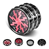 Best 4 Grinders pezzi - Grinder Pro 2.5 Inches 4 Pieces New Design Review