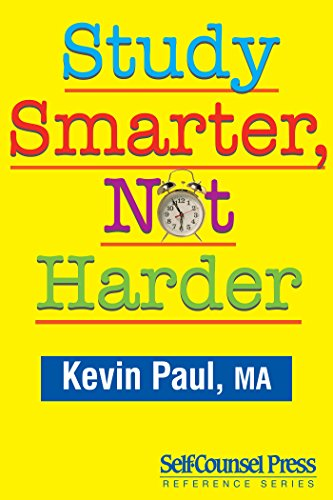 Study Smarter, Not Harder (Reference Series) (English Edition)