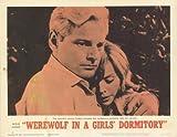 Werewolf in a Girls Dormitory Plakat Movie Poster (11 x 14 Inches - 28cm x 36cm) (1963) C