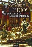 El nombre de Dios by Javier Martínez-Pinna(2014-02-01)