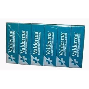 51Em7bFYapL. SS300  - Valderma Antibacterial Soap (PACK OF 6) 100g