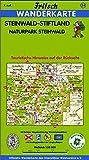 Fritsch Karten, Nr.54, Steinwald-Stiftland (Fritsch Wanderkarten 1:50000) -