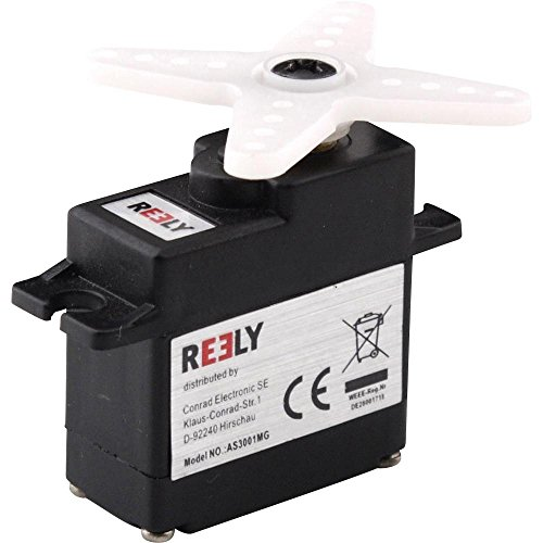 REELY 17G ANALOG-SERVO S3001 MG
