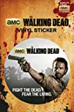 The Walking Dead Rick Sticker