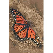 Butterfly Journal: Vintage Journal Gifts for Women (Peaceful Paperback Journals)
