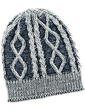 Mai Dou Caliente Geométrica Diamante De Alta Calidad De Lana Tejer Hedging Otoño Invierno Señora Hat