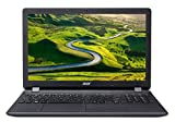 Acer ES1-571-30T2 Ordinateur portable 15' (38,1 cm) Noir (Intel Core i3, 4 Go de RAM, 1 To, Intel HD Graphics, Windows 10)