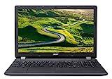 Acer ES1-571-30T2 Ordinateur portable 15' (38,1 cm) Noir (Intel Core i3, 4 Go de RAM, 1 To, Intel HD Graphics, Windows 10)