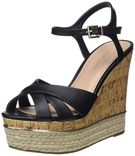 New Look Power, Sandales Plateau Femme