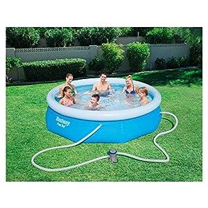 Bestway Fast Set Pools, Blue