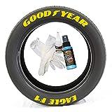 Tire Stickers Goodyear Eagle F1 - Accessoire d'appoint pour Le Marquage des...