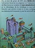 Robin des Bois, mes carnets de croquis