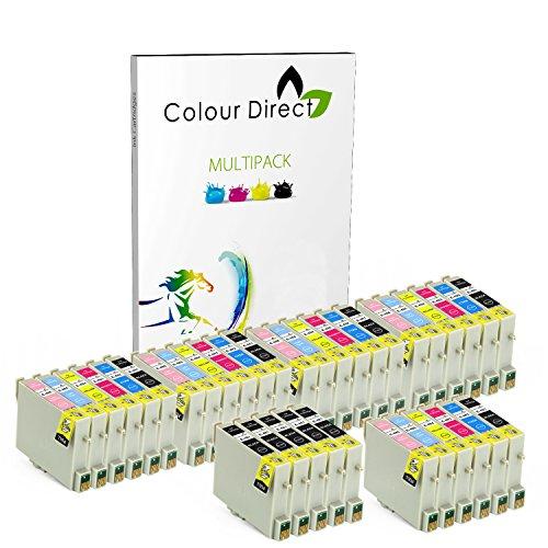 35 Colour Direct Kompatibel Druckerpatronen Ersatz für Epson Stylus Photo R200 R220 R300 R300M R320 R330 R340 RX300 RX320 R350 RX500 RX600 RX620 RX640 Drucker