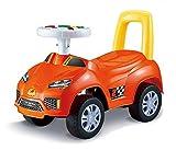 Baybee StreetRacer Ride-on Car (Orange)