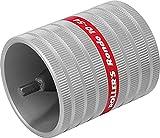 Roller 113835 A Handentgrater/elektrischer Entgrater/Außen-und Innenrohrentgrater Rondo 10-54 E | für nichtrostende, Stahlrohre, Kupfer, Messing, Aluminium, Kunststoffrohre, Ø 10–54 mm | Werkstoff: Metall