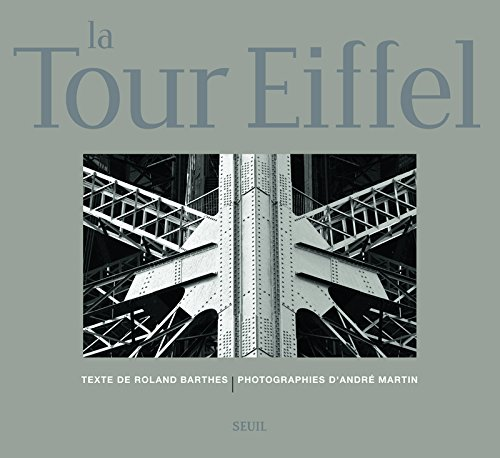 La Tour Eiffel par Roland Barthes