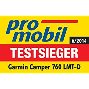 Garmin 760LMT-D - Sistema de navegación GPS (para la UE ...