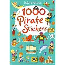 1000 Pirate Stickers (1000 Stickers)