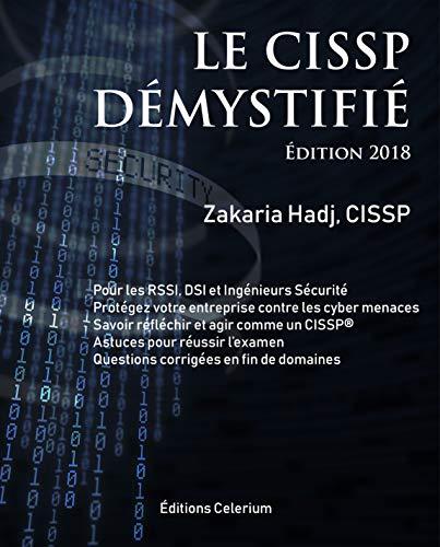 Le CISSP Démystifié par  Celerium