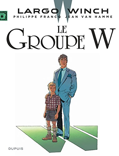 Largo Winch - tome 2 - Le Groupe W (grand format)