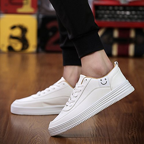 Wuyulunbi @ Sneakers Avec De Petites Chaussures Blanches Blanches