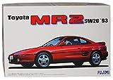 Toyota Mr2 Mr 2 GT Sw20 Coupe Rot Red Bausatz Kit 1/24 Fujimi Modellauto Modell Auto