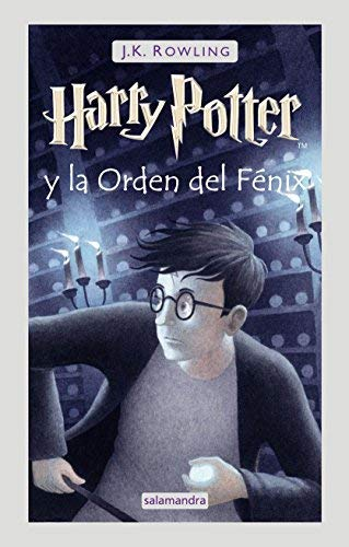 Harry Potter - Spanish: Harry Potter orden fenix by