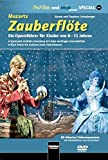 Mozarts Zauberflöte. DVD: Ein Opernführer für Kinder von 8-12 Jahren.