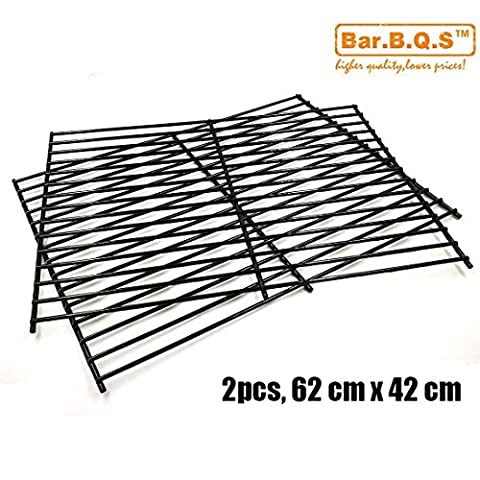 Bar.b.q.s Replacement 52932(set of 2) Porcelain Steel Cooking Grid for