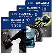 Blackstone's Police Manuals 2020: Four Volume Pack