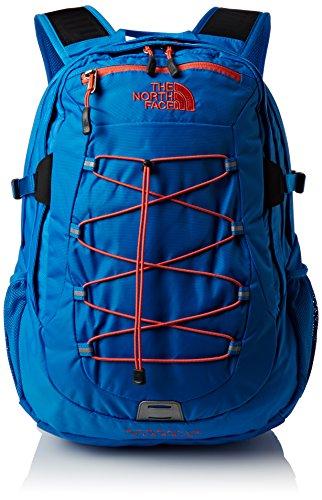 north-face-borealis-classic-sac-a-dos-clear-lake-blue-radiant-orange