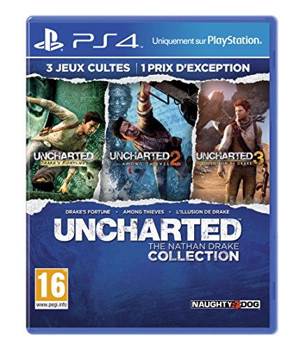 Uncharted: The Nathan Drake Collection [Edizione: Francia]