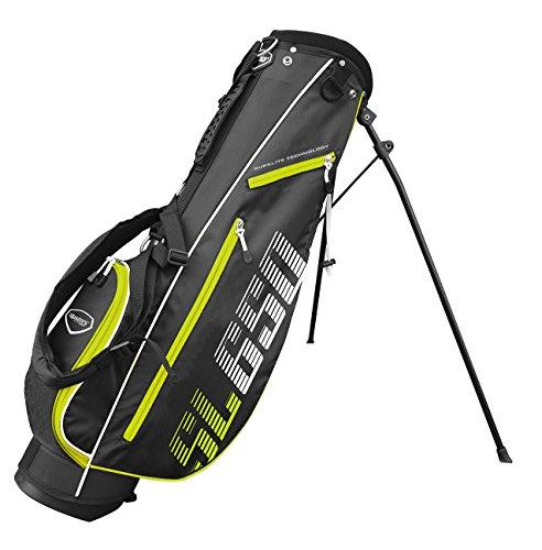SL650 Masters Golf 6.5 Pouce Support Sac - Noir/Citron Vert