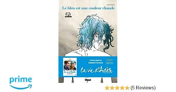 Le Bleu est une couleur chaude: Bande dessinée: Amazon.de: Julie ...