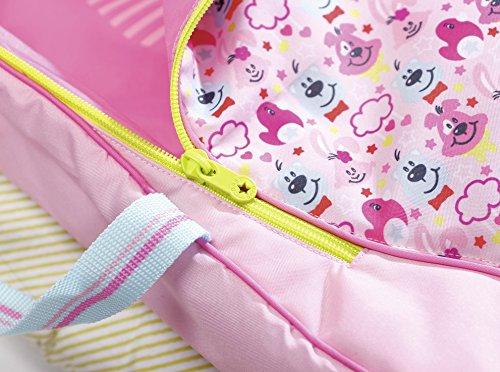 Kleidung & Accessoires PräZise Baby Born Zapf Creation Stirnband Farbe Lila Pink Mit Motiv Spielzeug Puppe Babypuppen & Zubehör